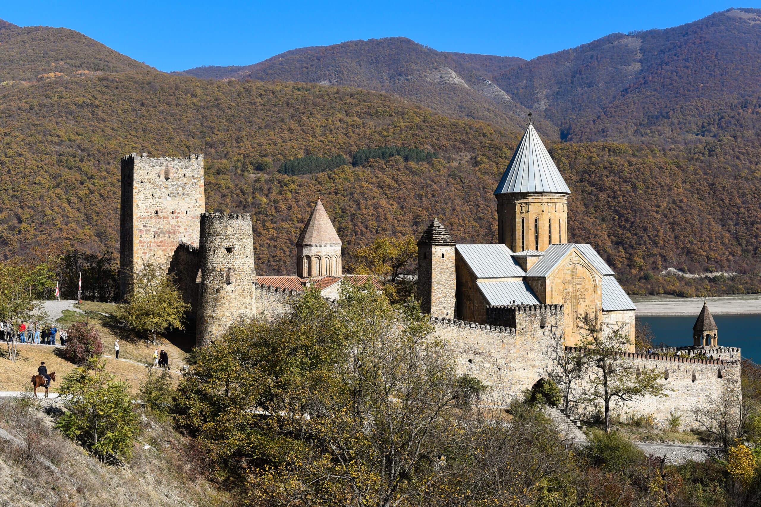 6 - גיאורגיה בסתיו - המלצה לטיול סובב טביליסי